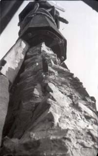 ARH NL Koberg 585, Sicherungsarbeiten am Turm der Marktkirche, Hannover, 1947