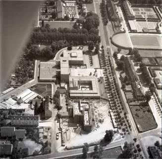 ARH NL Koberg 629, Neubau der Werkkunstschule, Herrenhausen, 1969