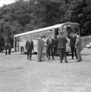 ARH BA 2404, Besuch einer Gruppe französischer Bürgermeister, 1965