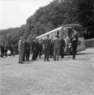 ARH BA 2405, Besuch einer Gruppe französischer Bürgermeister, 1965