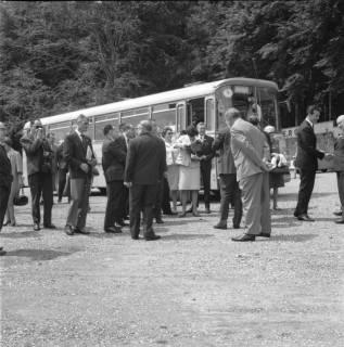 ARH BA 2406, Besuch einer Gruppe französischer Bürgermeister, 1965