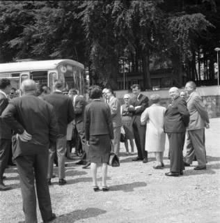 ARH BA 2407, Besuch einer Gruppe französischer Bürgermeister, 1965