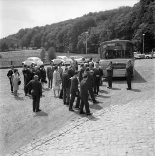 ARH BA 2408, Besuch einer Gruppe französischer Bürgermeister, 1965