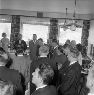 ARH BA 2422, Besuch einer Gruppe französischer Bürgermeister, 1965
