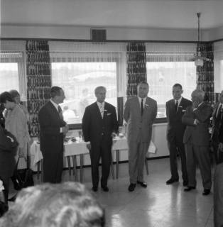 ARH BA 2423, Besuch einer Gruppe französischer Bürgermeister, 1965