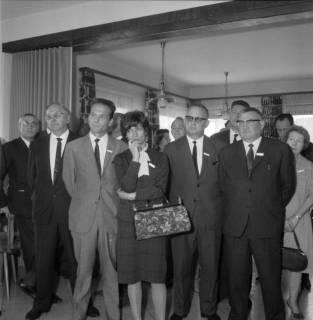 ARH BA 2424, Besuch einer Gruppe französischer Bürgermeister, 1965