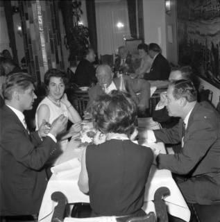 ARH BA 2430, Besuch einer Gruppe französischer Bürgermeister, 1965