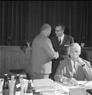 ARH BA 2548, Kreistagssitzung, Ahlem, 1968