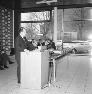 ARH BA 2521, Kreistagssitzung, Vinnhorst, 1966