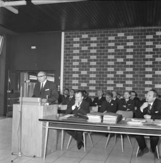 ARH BA 2523, Kreistagssitzung, Vinnhorst, 1966