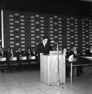 ARH BA 2526, Kreistagssitzung, Vinnhorst, 1966