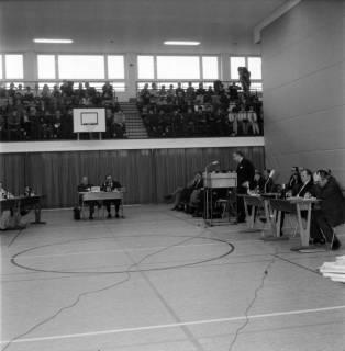 ARH BA 2575, Kreistagssitzung in der Mehrzweckhalle, Barsinghausen, 1969