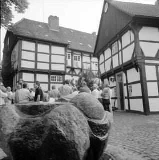 ARH BA 2600, Kreistagsrundfahrt - Besichtigung des Amtshauses, Bissendorf, 1990