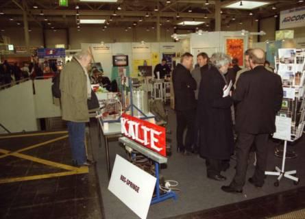 ARH BA 2632, LR Arndt Arndt besucht die Bildungsmesse, 2001