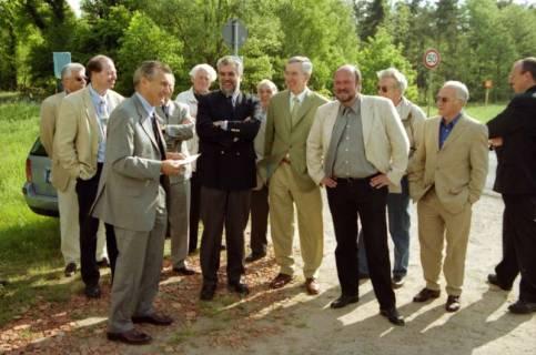 ARH BA 2670, LR Arndt gibt die K133 (Röhndamm, Burgdorf) für den Verkehr frei, 2001