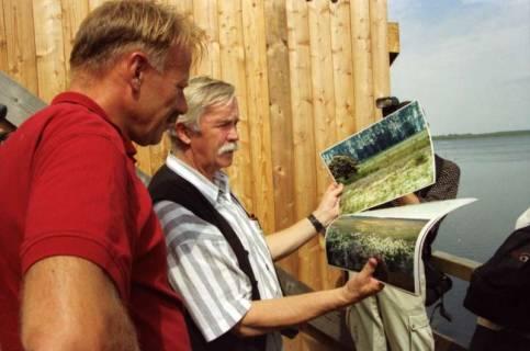 ARH BA 2788, Bundesumweltminister Trittin zu Besuch am Steinhuder Meer, 2001