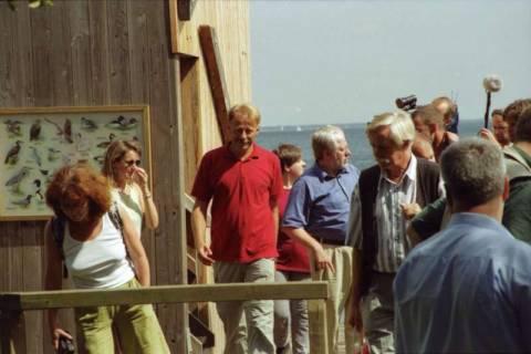ARH BA 2795, Bundesumweltminister Trittin zu Besuch am Steinhuder Meer, 2001