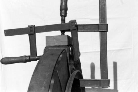 "ARH NL Dierssen 0103/0006, ""Agito-Patent-Rad"", 1946"