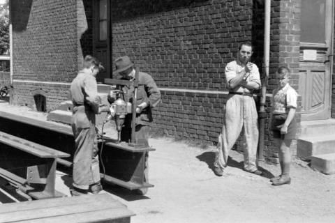 ARH NL Dierssen 0103/0009, Schlosserei Wedekind, 1946