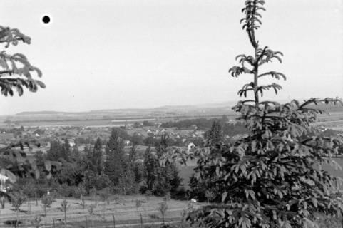 ARH NL Dierssen 0103/0018, Blick vom Ebersberg auf Springe, 1946