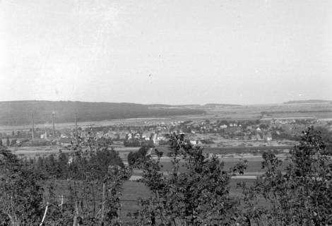 ARH NL Dierssen 0103/0022, Blick vom Ebersberg auf Springe, 1946