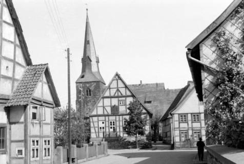 ARH NL Dierssen 0103/0029, Kirche, zwischen 1946/1947