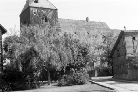 ARH NL Dierssen 0103/0030, Kirche, zwischen 1946/1947