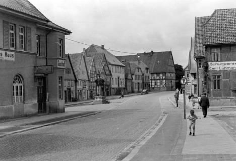 ARH NL Dierssen 0104/0029, Lange Straße, zwischen 1946/1947