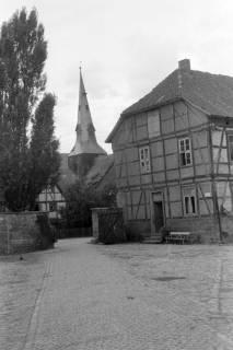 ARH NL Dierssen 0105/0004, St. Andreas Kirche, Springe, zwischen 1946/1947