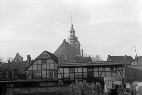 ARH NL Dierssen 0105/0023, St. Michaelis in Lüneburg, zwischen 1946/1947