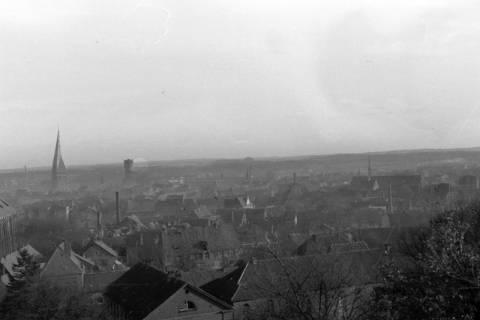 ARH NL Dierssen 0105/0026, St. Johannis und Wasserturm in Lüneburg, zwischen 1946/1947