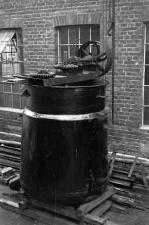 ARH NL Dierssen 0106/0013, Schlosserei Wedekind, zwischen 1946/1947