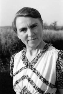 ARH NL Dierssen 0109/0003, Mutter von Dierssen, 1947