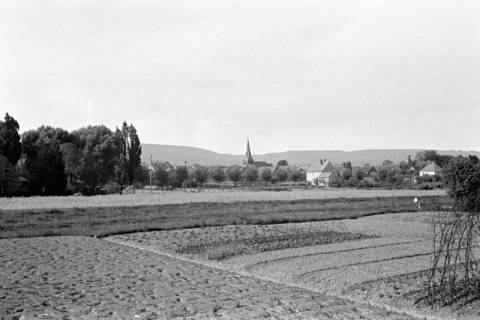 ARH NL Dierssen 0118/0021, Fernsicht auf Springe, 1948