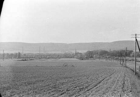 ARH NL Dierssen 0118/0022, Fernisicht auf Springe, 1948