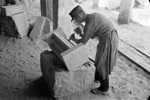 ARH NL Dierssen 0120/0027, Kalksandsteinbruch, 1948