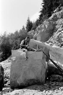 ARH NL Dierssen 0121/0002, Kalksandsteinbruch, 1948
