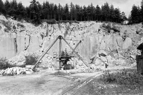 ARH NL Dierssen 0121/0004, Kalksandsteinbruch, 1948