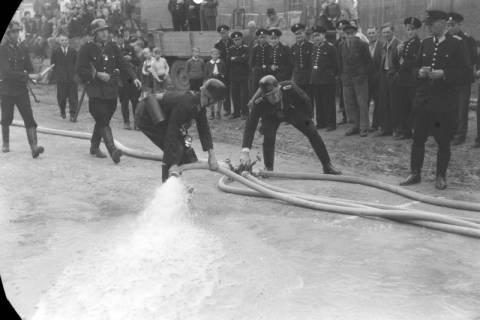 ARH NL Dierssen 0123/0004, Feuerwehr - Wettkämpfe, 1948