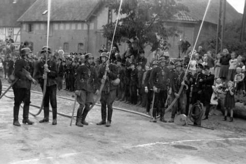 ARH NL Dierssen 0123/0005, Feuerwehr - Wettkämpfe, 1948