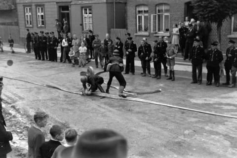 ARH NL Dierssen 0123/0007, Feuerwehr - Wettkämpfe, 1948