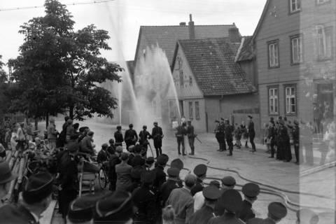 ARH NL Dierssen 0123/0008, Feuerwehr - Wettkämpfe, 1948