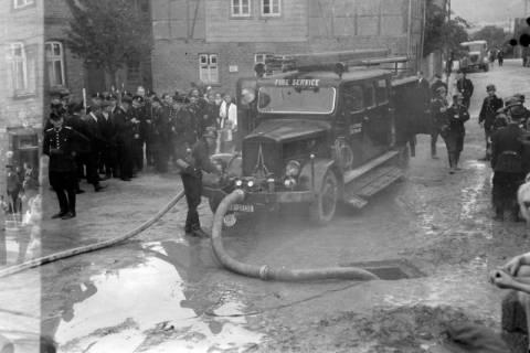 ARH NL Dierssen 0123/0009, Feuerwehr - Wettkämpfe, 1948