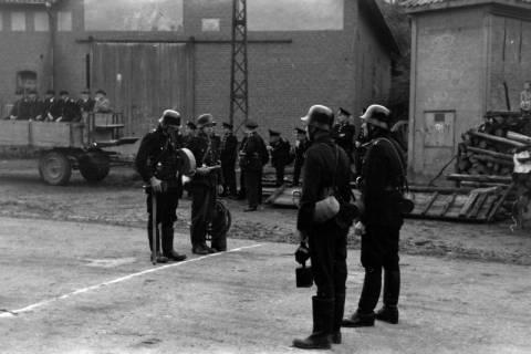 ARH NL Dierssen 0123/0012, Feuerwehr - Wettkämpfe, 1948