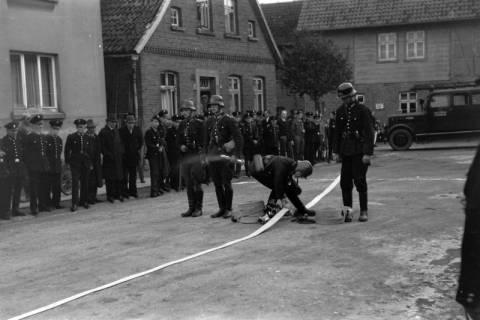 ARH NL Dierssen 0123/0013, Feuerwehr - Wettkämpfe, 1948