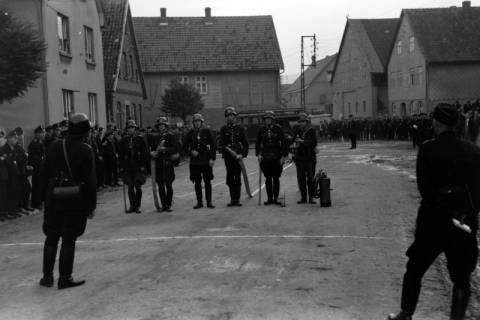 ARH NL Dierssen 0123/0014, Feuerwehr - Wettkämpfe, 1948