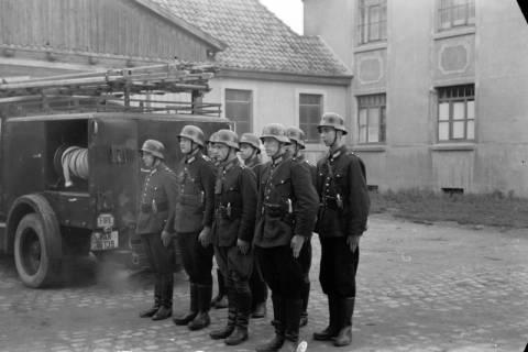 ARH NL Dierssen 0123/0018, Feuerwehr - Wettkämpfe, 1948