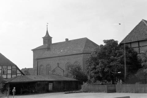 ARH NL Dierssen 0126/0010, Kirche, 1948