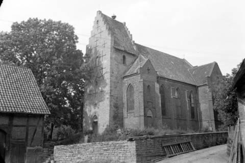 ARH NL Dierssen 0126/0012, Kirche, 1948