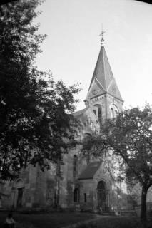 ARH NL Dierssen 0127/0011, Kirche, 1948